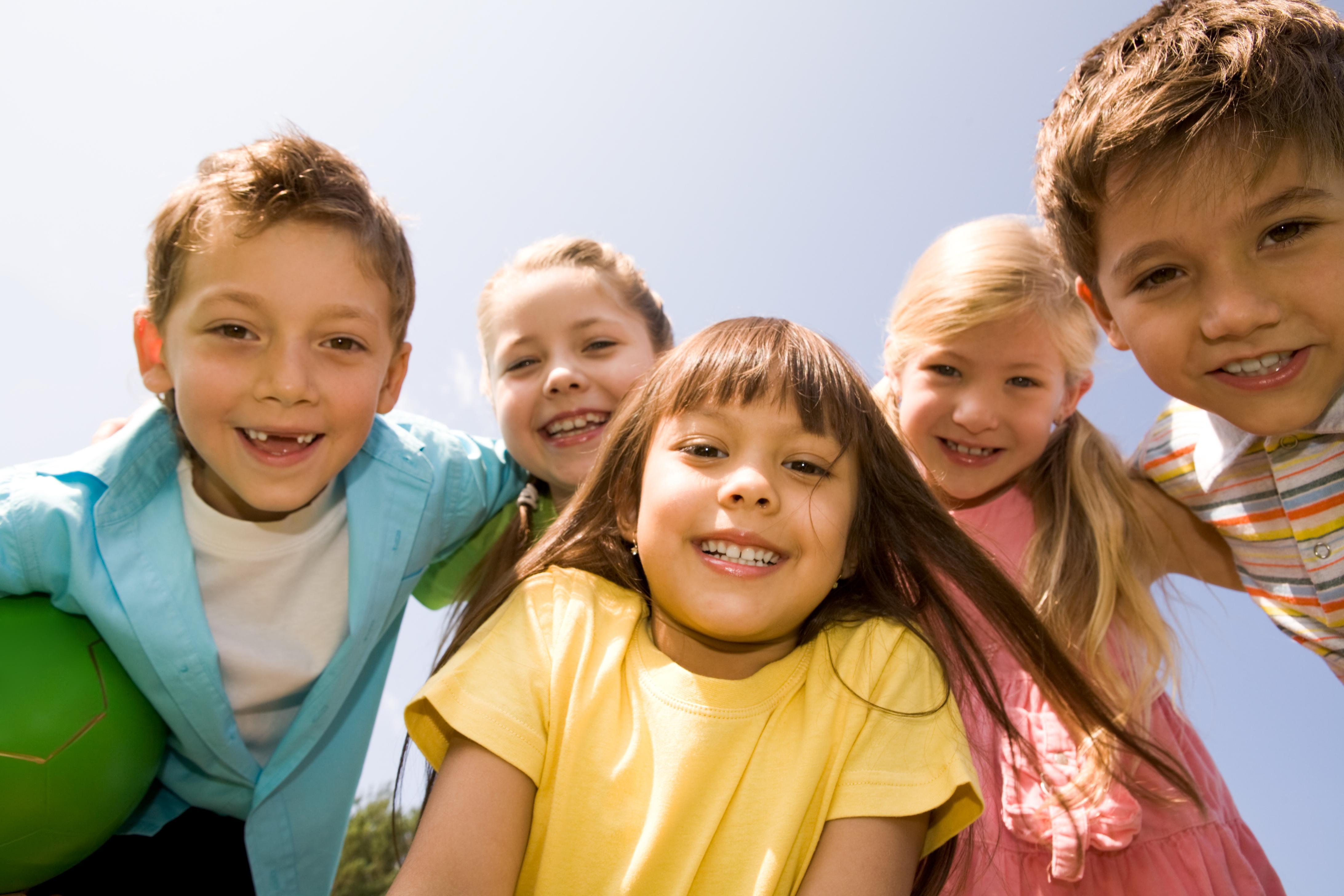 Фото с детьми подростками