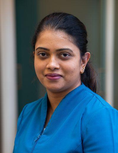 Shaziya – Dental Assistant